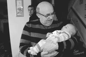 Grandpa and Grandaughter